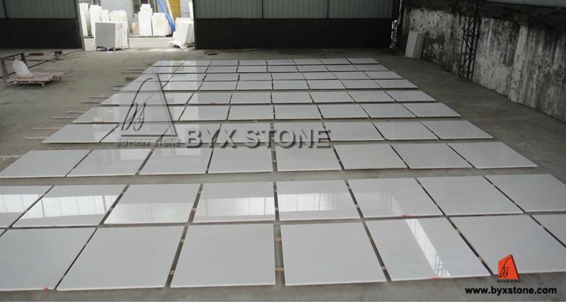 Par Marble Floor : Tuiles de marbre naturel en pierre polie pour mur et sol