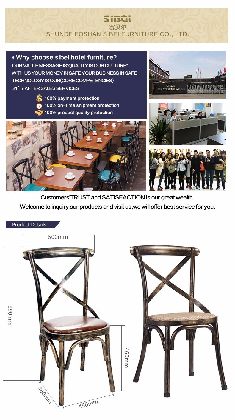 China 2017 Vintage Industrial Rustic Furniture