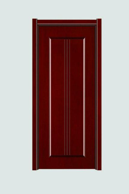 portes en bois pleines avec la peinture de placage pour la maison r sidentielle portes en bois. Black Bedroom Furniture Sets. Home Design Ideas