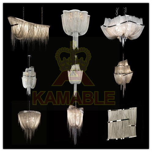 Modern Decorative Hotel Project Wall Lamp (KA125)