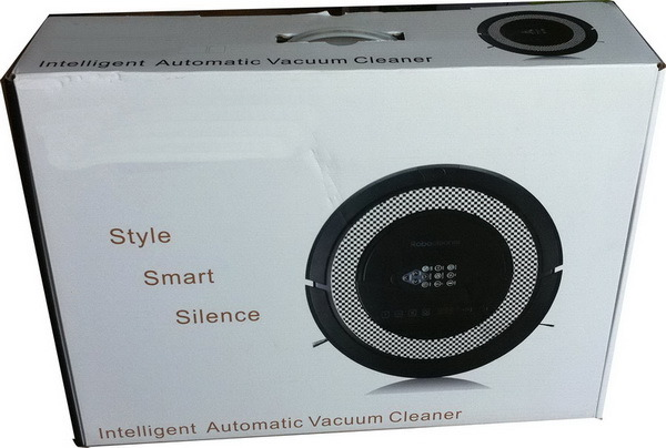 Intelligent Robot Vacuum Cleaner Q526