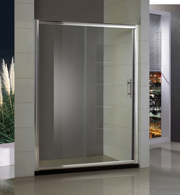 Cabinas De Baño Easy:Sliding Glass Shower Door