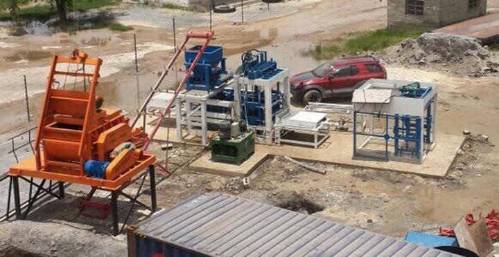 Ladrillo bloque qt10 15c hidr ulico autom tico que hace la for Ladrillo hidraulico