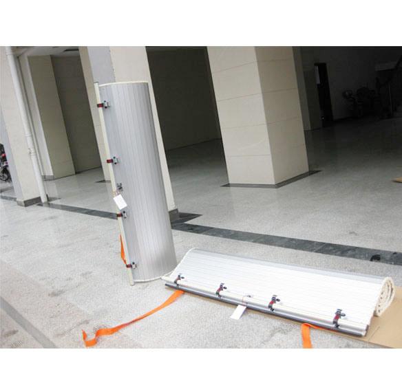 China aluminum roller shutter door for fire truck