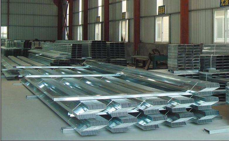 C / Z Galvanized Purlin for Building Materials