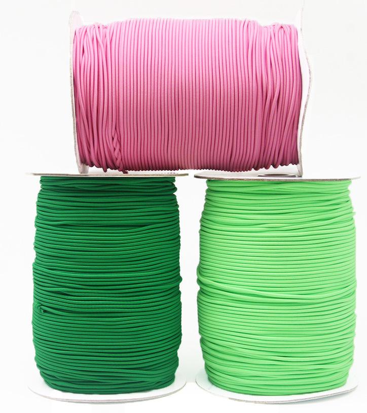 Popular Elastic Drawcord for Bag and Garment