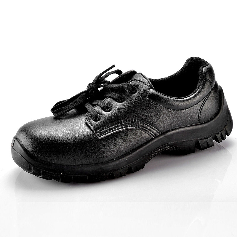 china ce certificate black esd chef shoes dustman safety
