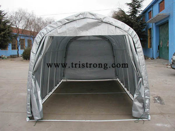 Small Car Shelters : China strong garage small portable tent mini single car