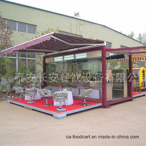 China Fully Equipped Container Restaurant Mobile Kitchen China