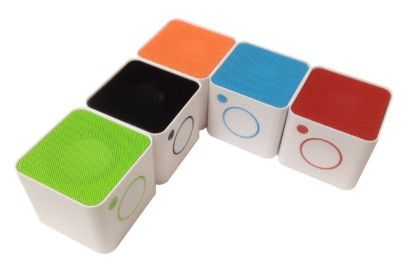 High Quality Cubic Cube Bluetooth Speaker (BT07)