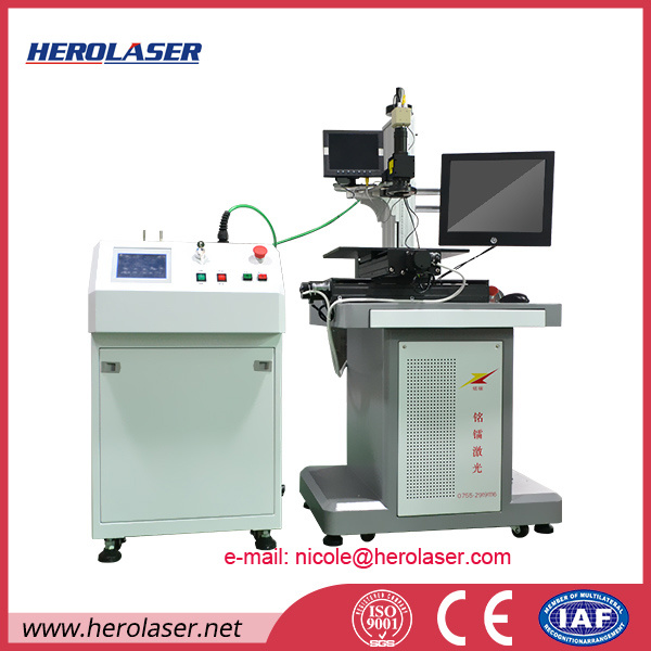 China High Speed 200w Spot Welding Machine Fiber