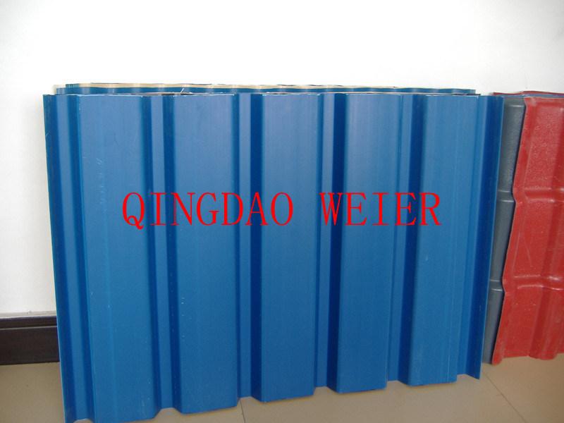 Maquinaria de extrusi n de planchas de pl stico pvc para - Planchas para tejados ...