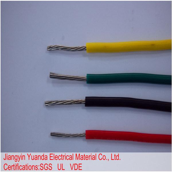 Silicone Insulated Wire : China silicone rubber insulated wire with high temperature