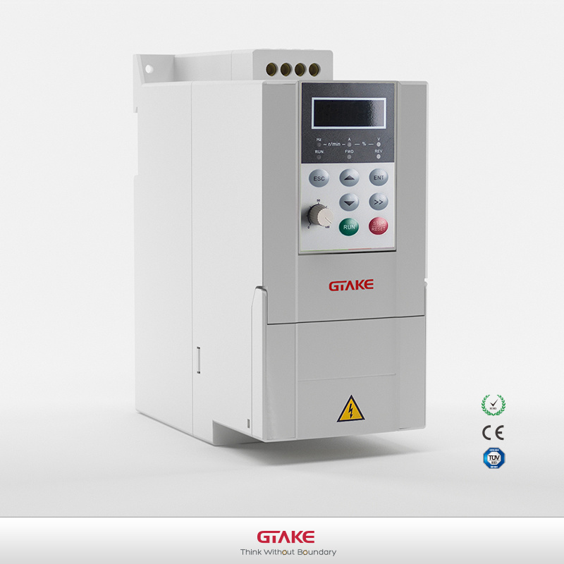 Gk500 Mini Frequency Inverter with Potentialmeter Design