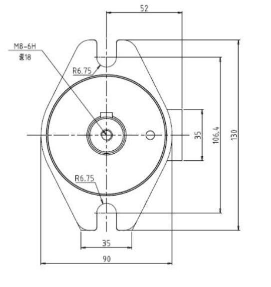 Original Eaton Orbit Motor From China Jining Eaton Factory