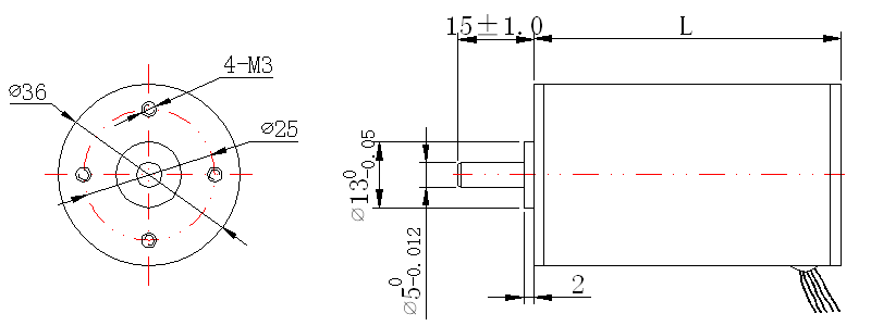 china 12 volt dc brushless motorfor medical device
