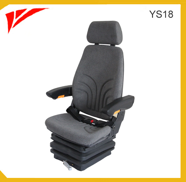 China Aftermarket Heavy Duty Grammer Truck Driver Seat