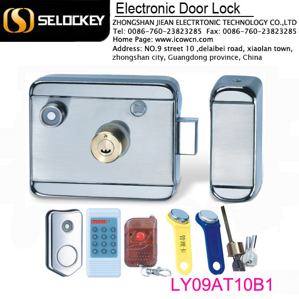 China Wireless Remote Control Electronic Interlock Door
