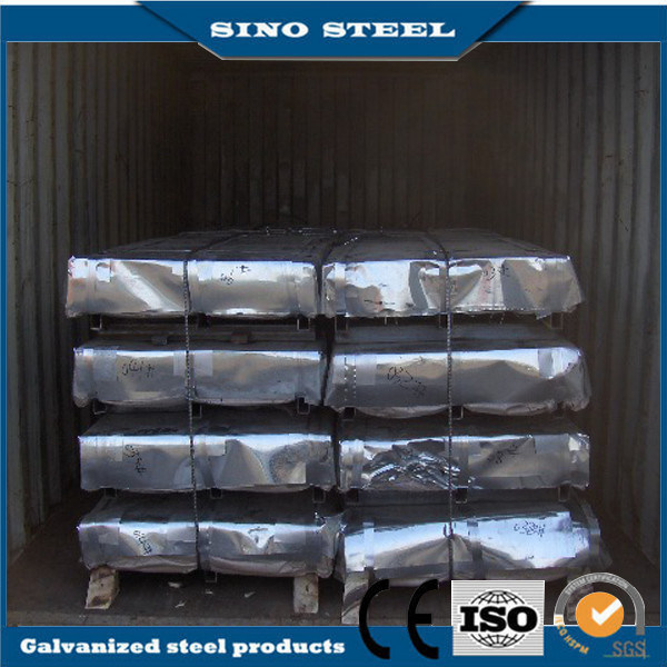(0.125mm-1.3mm) Hot Dipped Galvanized Roofing Sheets