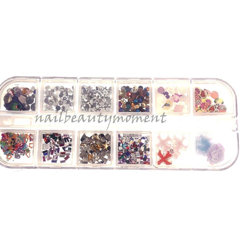 Аксессуары для ногтей DIY Rhinestone Decoration Kit (D67)