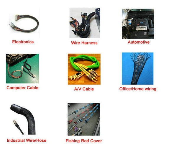 Automotive Sleeve Wire Harness. Automotive Wire Connector ...