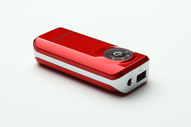 Hot Sale 3 Times Charging Mobile Power Bank for iPhone/ Samsung