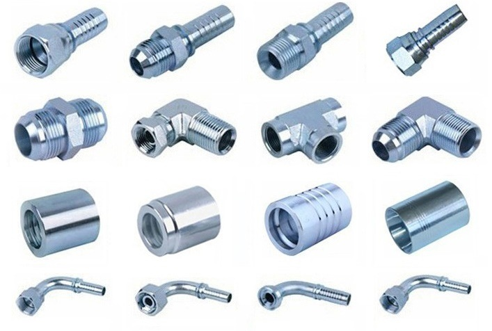China competitive hose tail hydraulic fittings