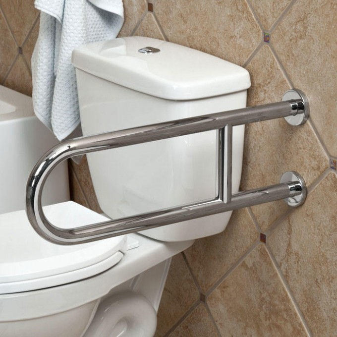 Grab Bars For Disabled : China stainless steel bathroom toilet grab bars for aged