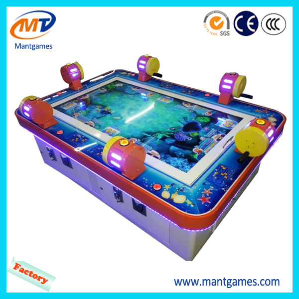 China electronic fish game machine for hot sale in the for Electronic fishing game
