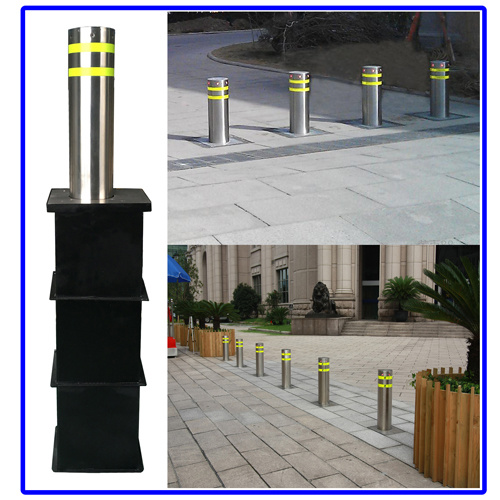 Automatic Electrical Bollards