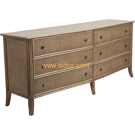 (CL-7711) Luxury Hotel Restaurant Villa Lobby Furniture Wooden Console Table