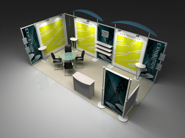 Exhibition Booth Hs Code : China meters exhibition booth display