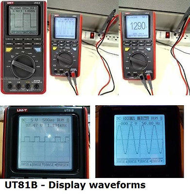 Lavpris Engros Uni-T Brands Ut81b Digital Multimeter Fra Uni-Trend Distributor