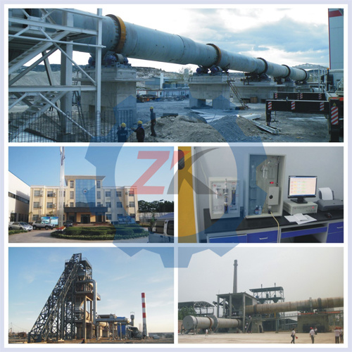 Good Performance Cement Production Plant
