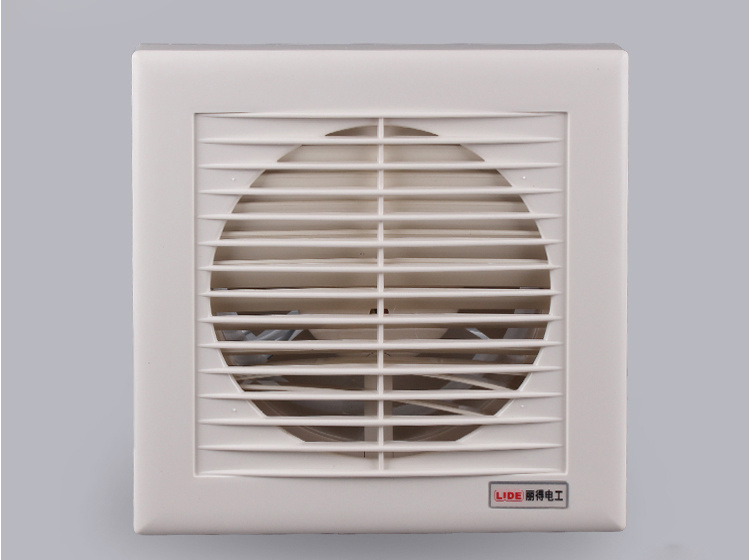 China ventilation 4 inch small size kitchen window exhaust for 4 kitchen exhaust fan