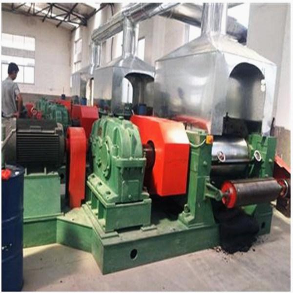 used rubber machine