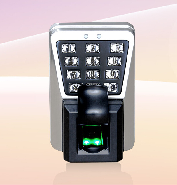 Fingerprint Access Control with IP65 Waterproof and Keypad (MA500/ID)