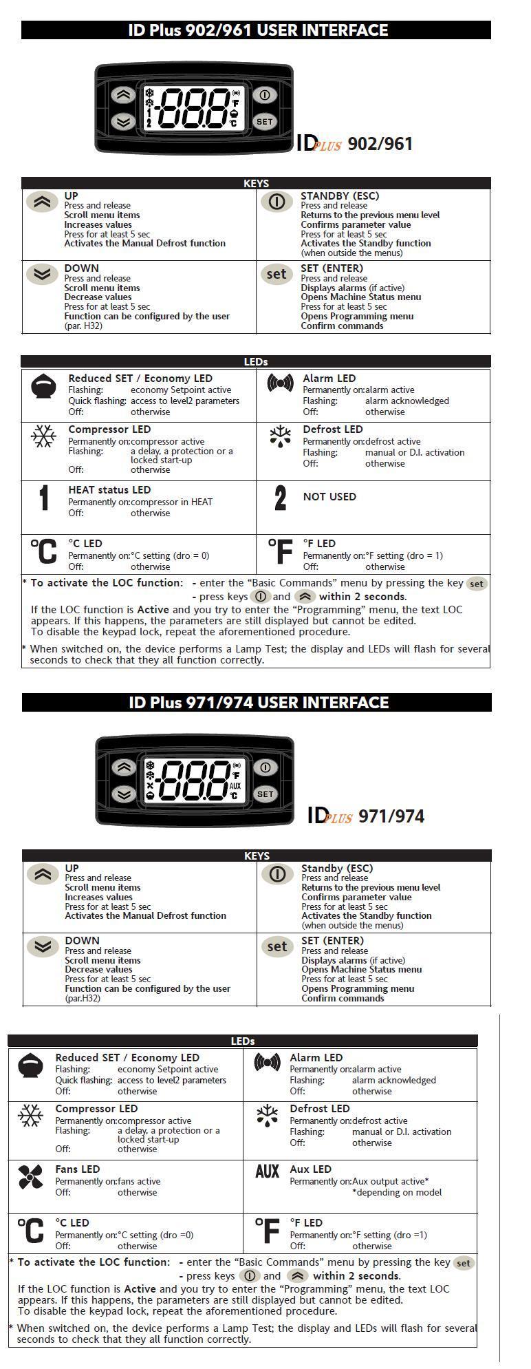 инструкция к контроллеру eliwell ew 974