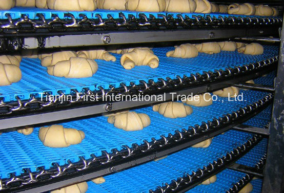 Spiral Conveyor for Breads Cooling System