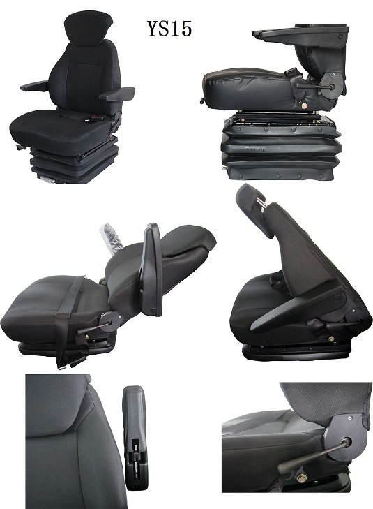 Grammer Crane Seats : China heavy duty grammer suspension truck seat for