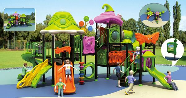 2014 nouveau Playground pour Amusement Park et Outdoor ...