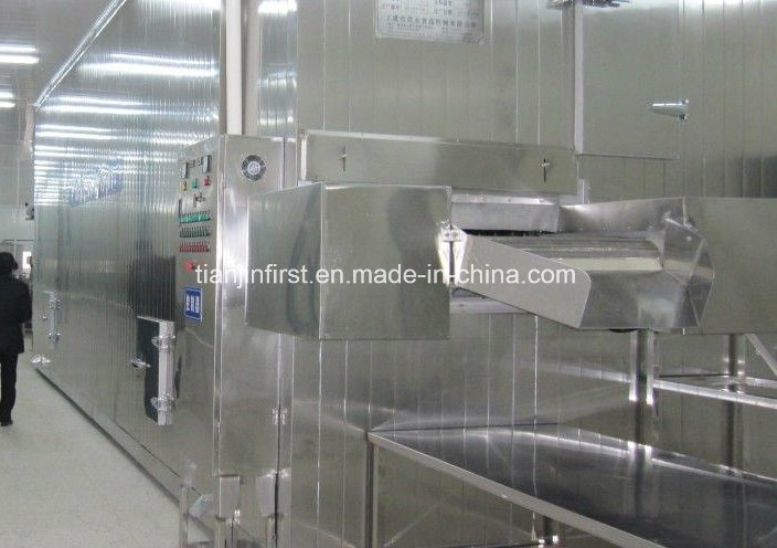 Frozen French Fries & Potato Chips Production Line