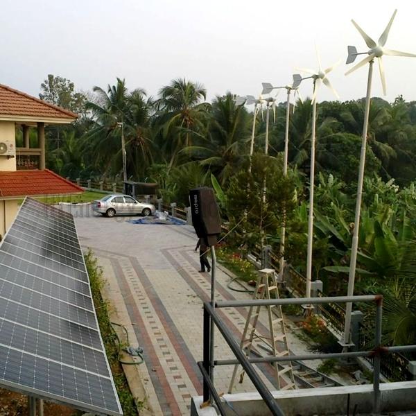 Hybrid Energy Systems Hybrid Wind Power Solar Energy