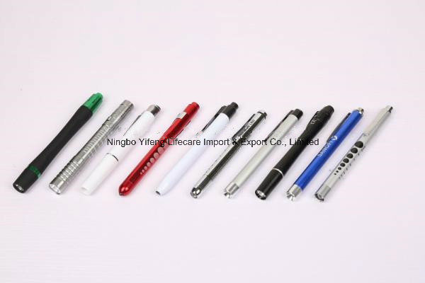 china medical doctor pen torch light