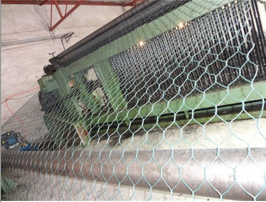 Galvanized Weaving Gabion Box