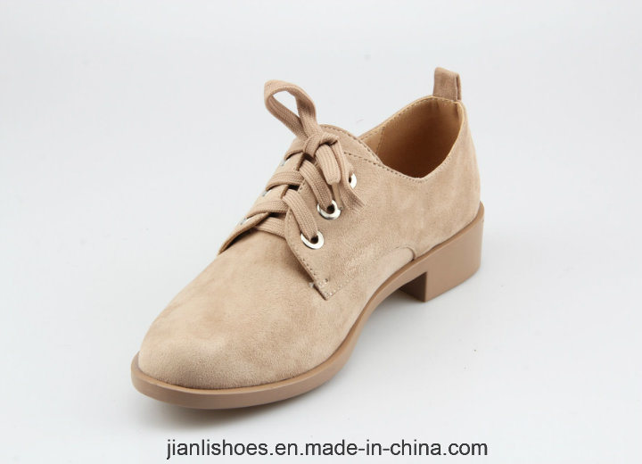 2018 Classic England Style Basic Casual Women Shoes (OX58)