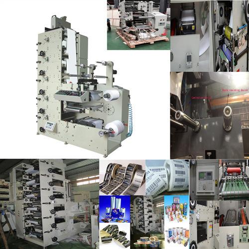 flexo machine price