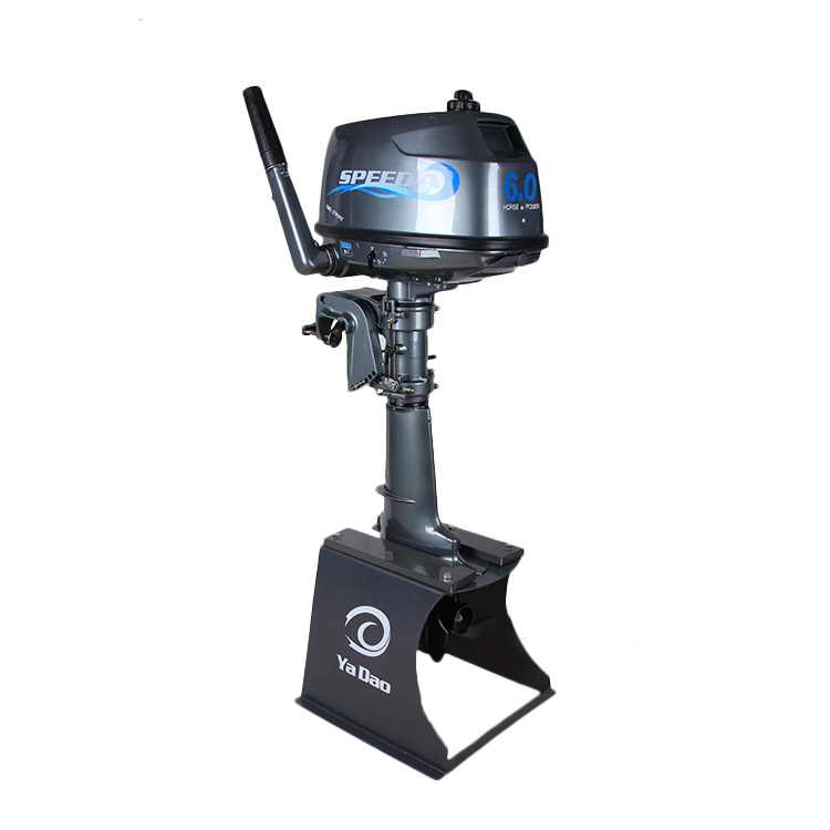 China New Marine Model 6hp 2 Stroke Outboard Motor For