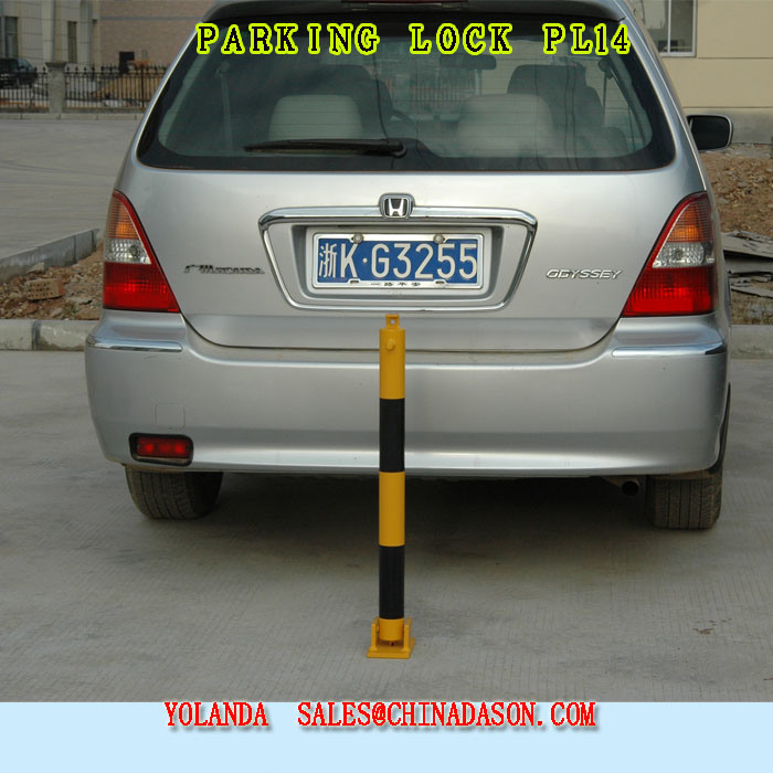 Steel Manual Parking Lock Pl14