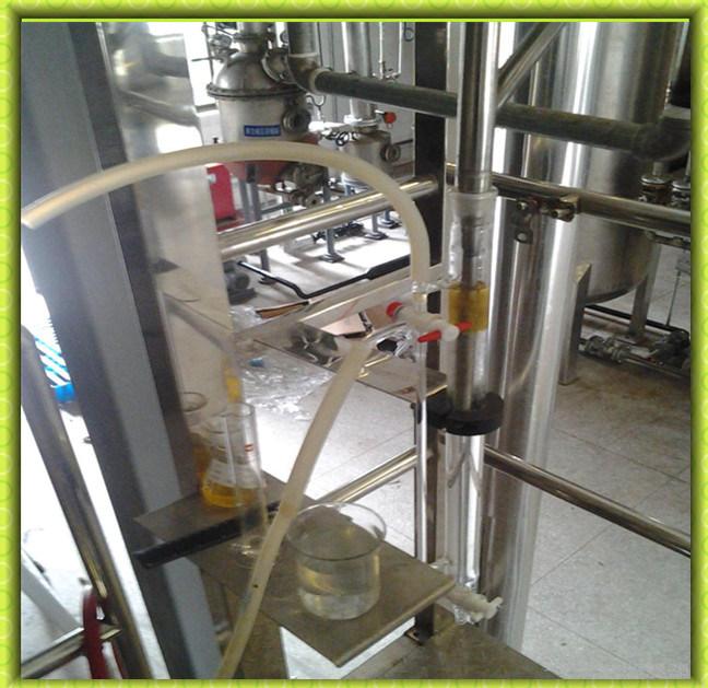 Machine extraire d 39 huile essentielle en lavande en acier inoxydable machine extraire d - Huile essentielle machine a laver ...